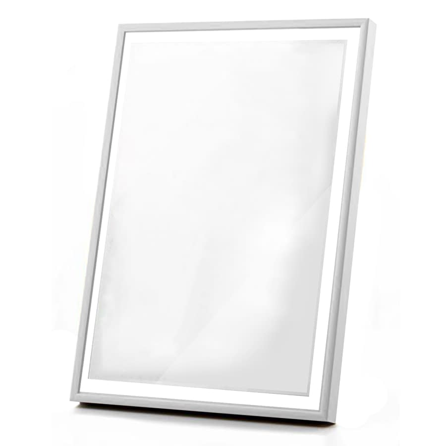 Ramka srebrna pleksi – 70×100 cm