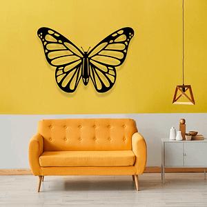 Dekoracja na ścianę MOTYLEK