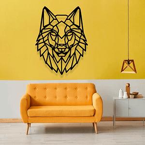 Dekoracja na ścianę WILK