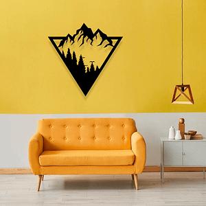 Dekoracja na ścianę GÓRY