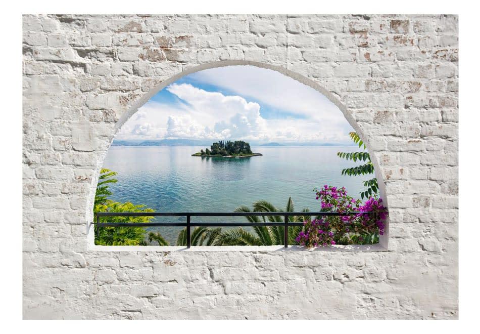 Fototapeta samoprzylepna – Wyspa Korfu