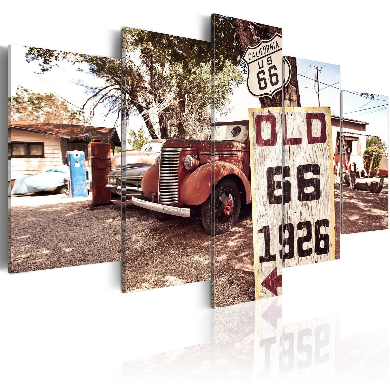 Obraz – California – vintage style