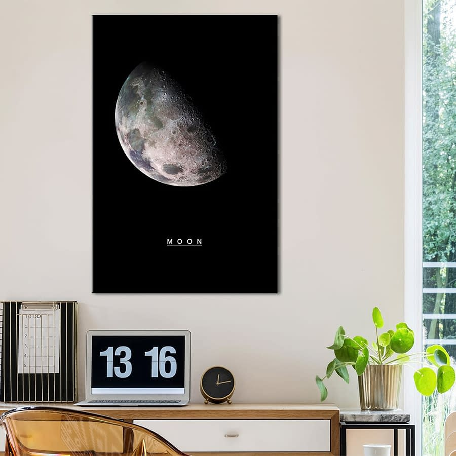 Obraz – Księżyc
