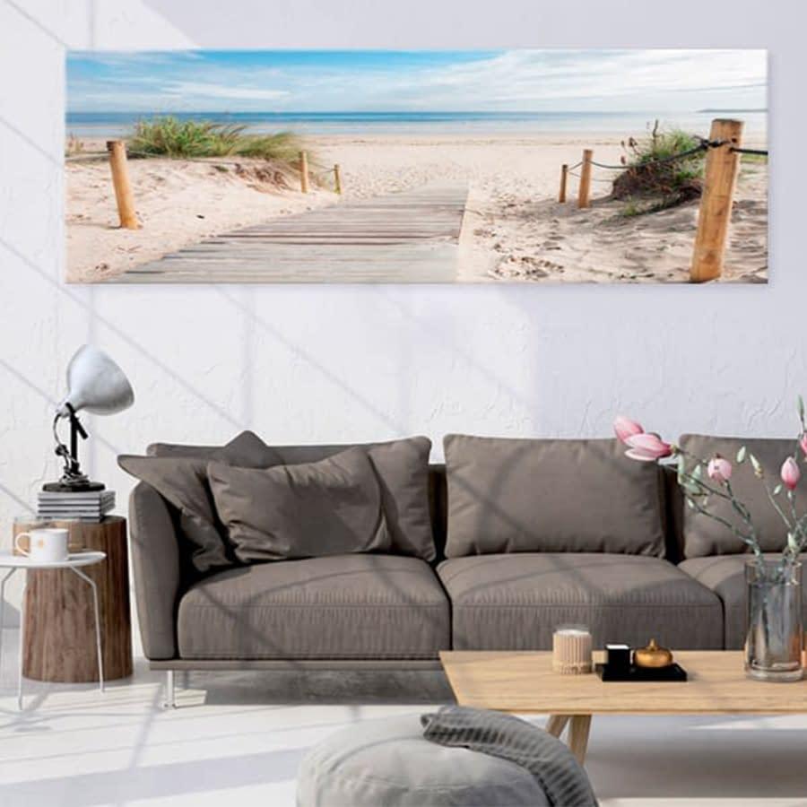 Obraz – Zachwycająca plaża