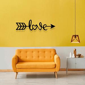 Dekoracja na ścianę LOVE