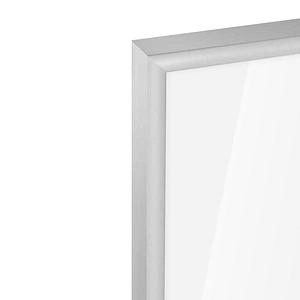 Ramka srebrna – 30×40 cm