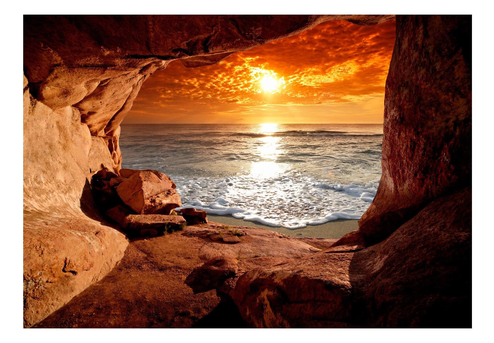 Fototapeta samoprzylepna – Wyjście z jaskini