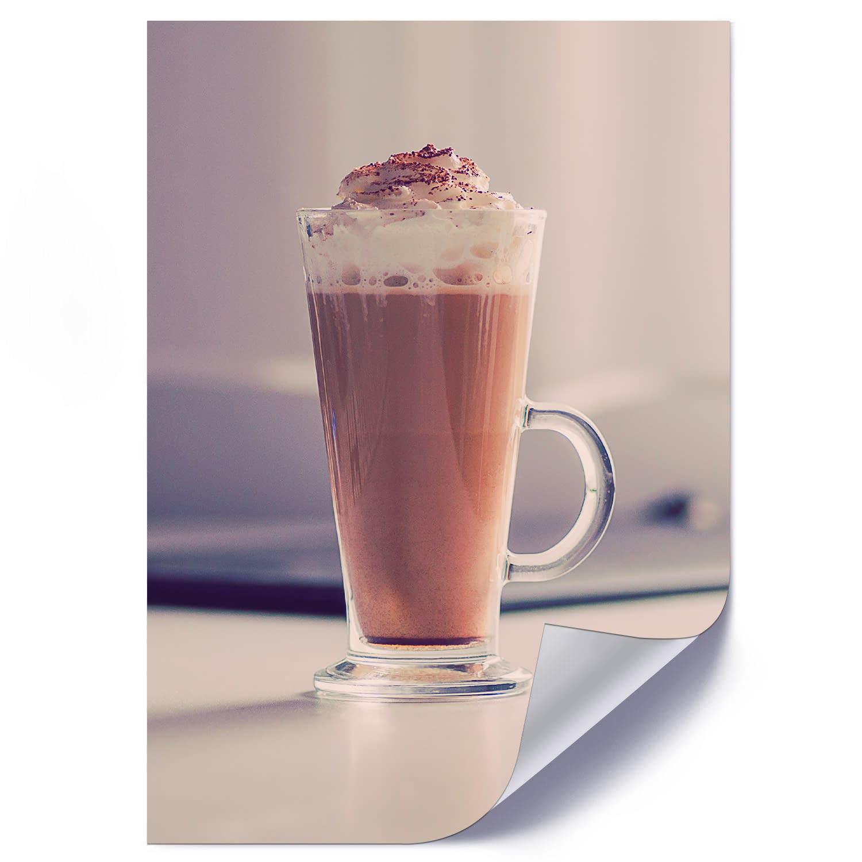 Plakat CAFE LATTE