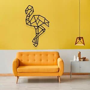 Dekoracja na ścianę FLAMING