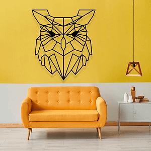 Dekoracja na ścianę SOWA