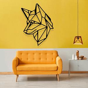Dekoracja na ścianę PIES