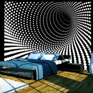 Fototapeta – Abstract background 3D