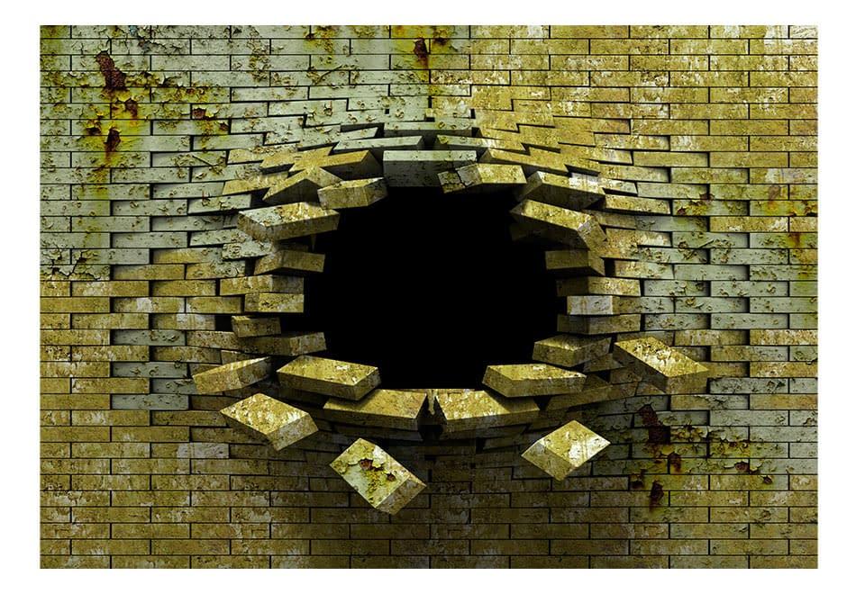 Fototapeta samoprzylepna – Zaczarowane cegły