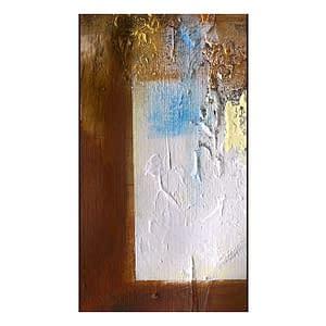 Fototapeta – Abstrakcja: Zimowy pejzaż