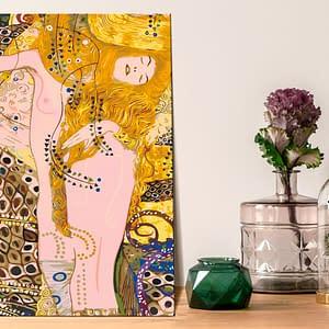 Obraz do samodzielnego malowania – Hydra – 40×60